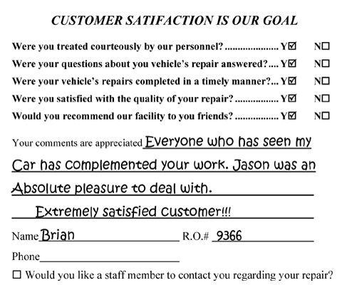 Customer References | Page 1